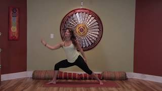 Solar Plexus Chakra Yoga: Beginner 10 Minute Daily