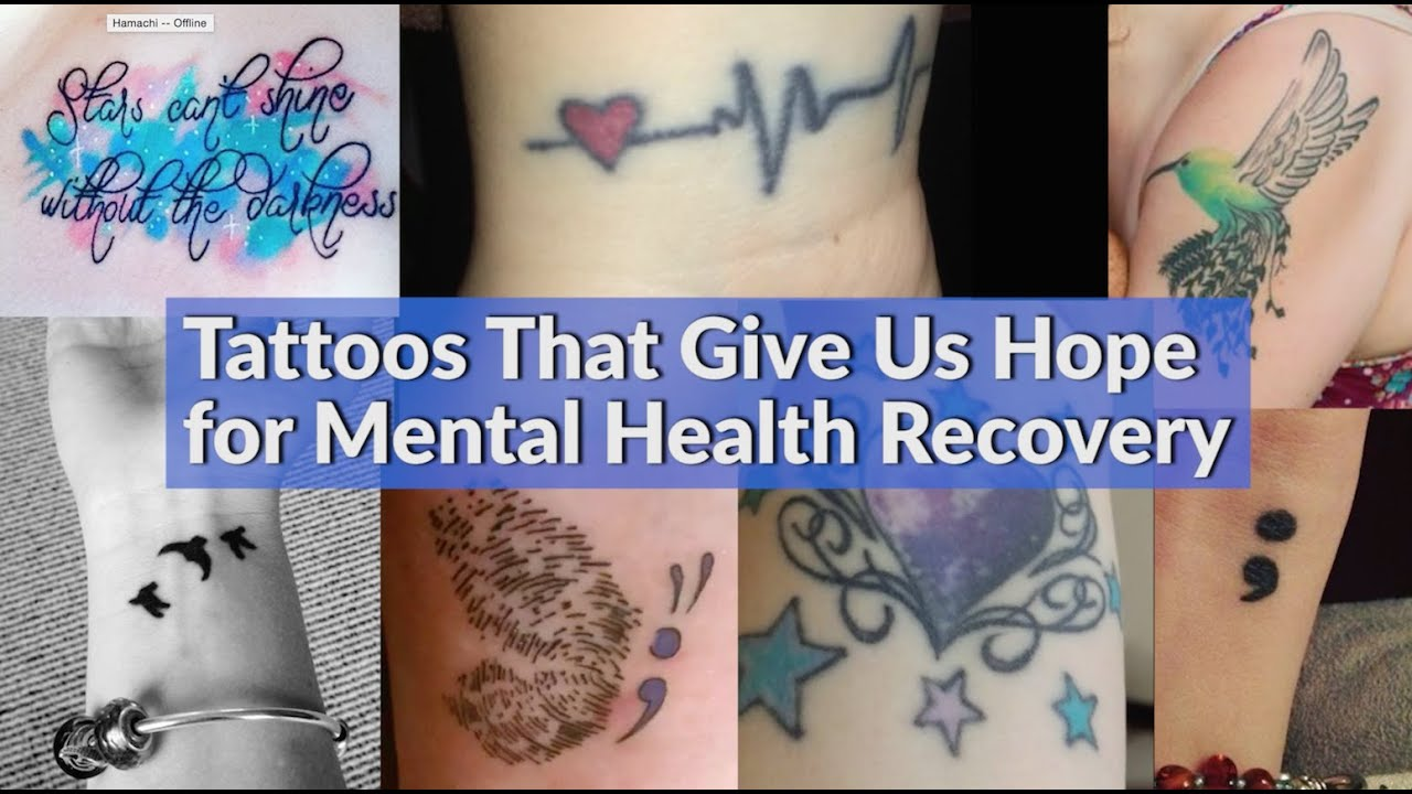 Tattoos That Symbolize Mental Health Recovery | The Mighty