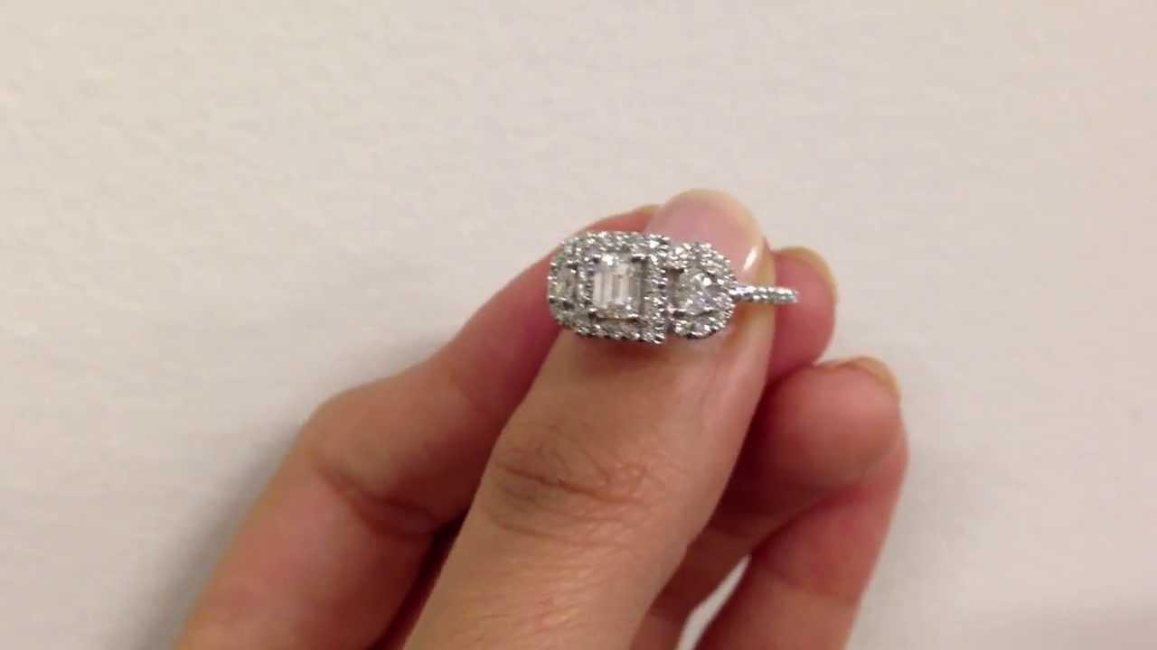 Carat Oval Diamond Ring