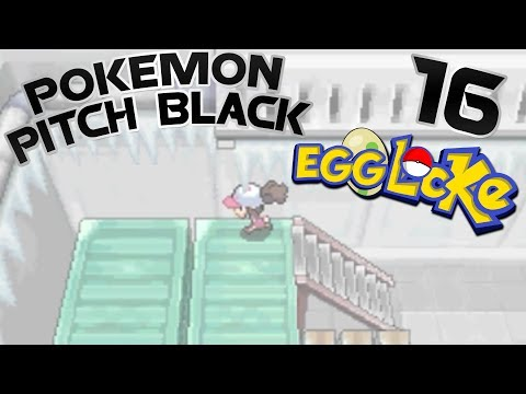 Pokemon Pitch Black Egglocke- #16- ICE COLD PLASMA- Pokemon Black & White Hack