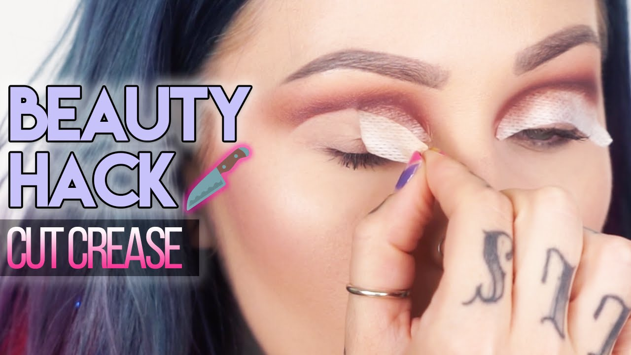 The Best Makeup Hacks Using Tape  Makeup.com