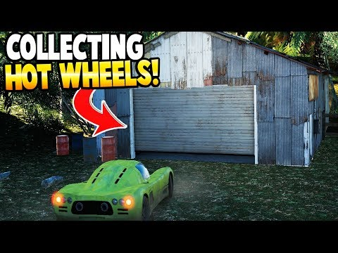 HOT WHEELS CAR COLLECTING - Forza Horizon 3 Hot Wheels DLC Gameplay Best Hot Wheels Racing Toy Game