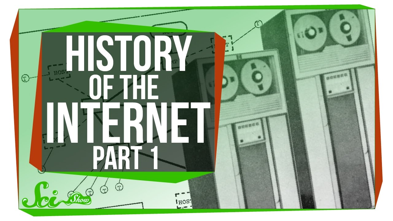 Brief History of the Internet