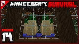 Auto Cactus Farm! | Minecraft 1.9 PC | Python Plays Minecraft Survival [S2 - #14]