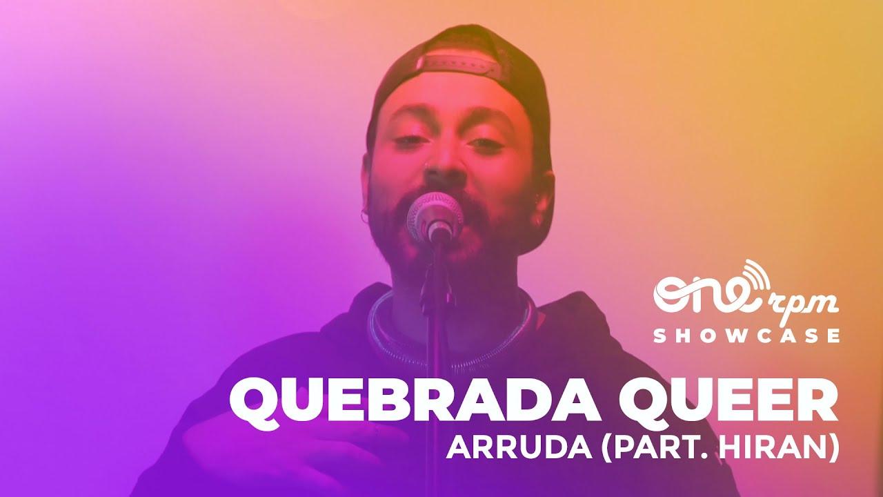 Quebrada Queer - Arruda feat Hiran (ONErpm Showcase)