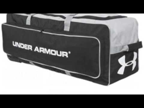 Under Armour Roller Catchers Bag UACEB-1RB - YouTube e27d782b1b9bb