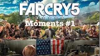Far Cry 5 Moments #1 | All Games