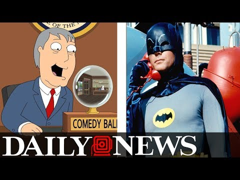 The Show 'Family Guy'​ Will Honor Actor Adam West Who Played Quahog Mayor West