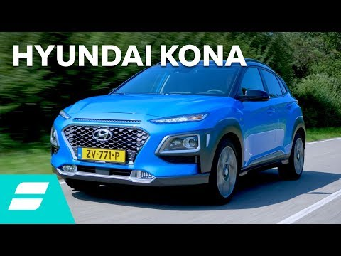 2019 Hyundai Kona Hybrid first drive review