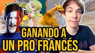 GANANDO A UN PRO FRANCÉS de POKÉMON UNITE! | Folagor03