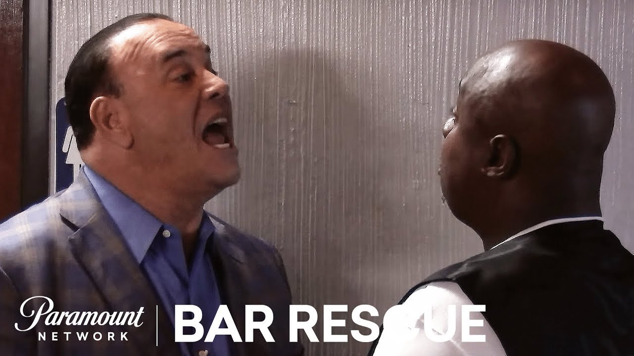Angry Bartender Squares Off With Taffer - Bar Rescue, Season 4