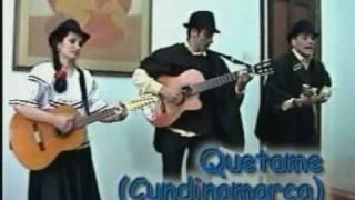 """A gozar La vida""  Musica carranguera o campesina Colombiana, Hnos Cruz"