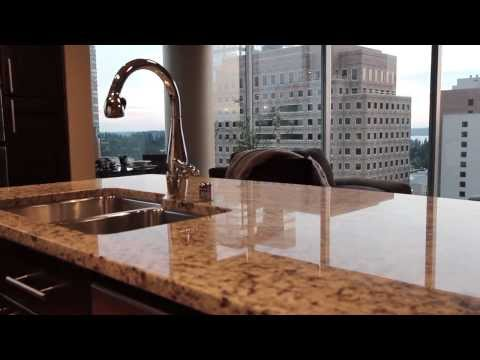 Unit 2402: Downtown Bellevue Penthouse - Washington Square