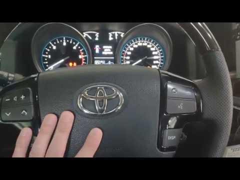 TOYOTA Land Cruiser 200 2014 - Андроид 6,0 - Навигация - Миррорлинк- USB Видео