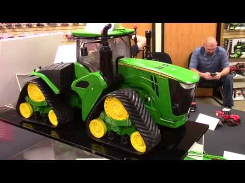 1 16 John Deere 9620rx From Ertl Youtube
