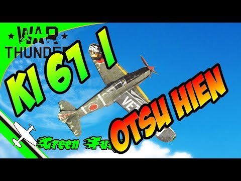 KI 61 I - Otsu Hien - War Thunder - Performance Weakness and strengths