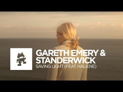 Gareth Emery & Standerwick - Saving Light (feat. HALIENE) [Monstercat Release]