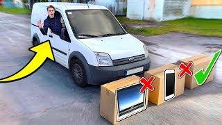 NIE ROZJEDZ ZLEGO MYSTERY BOXA! LAPTOP ZA 5000 ZL - Nie Zniszcz Zlego Mystery Boxa