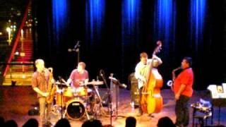 Endangered Blood (Jim Black, Chris Speed, Oscar Noriega, Trevor Dunn) live at Bimhuis, Amsterdam 3