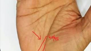 Detailed Analysis of the palm/ palmistry