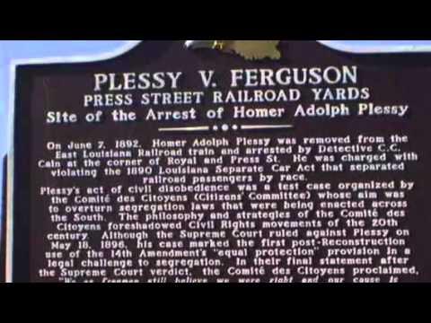Segregation & Jim Crow laws