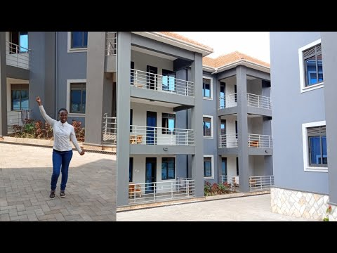 $45 RENT APARTMENT IN UGANDA