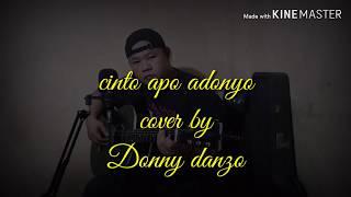 Single Terbaru -  Cinto Apo Adonyo Cover By Donny Danzo