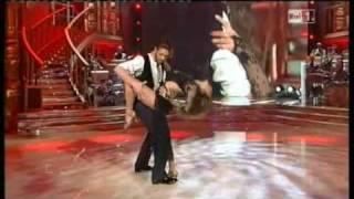 Il Tango di Alex Belli e Samanta Togni - 14/01/2012