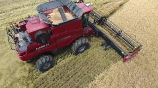 Rice Harvest in Southeast Texas-2016