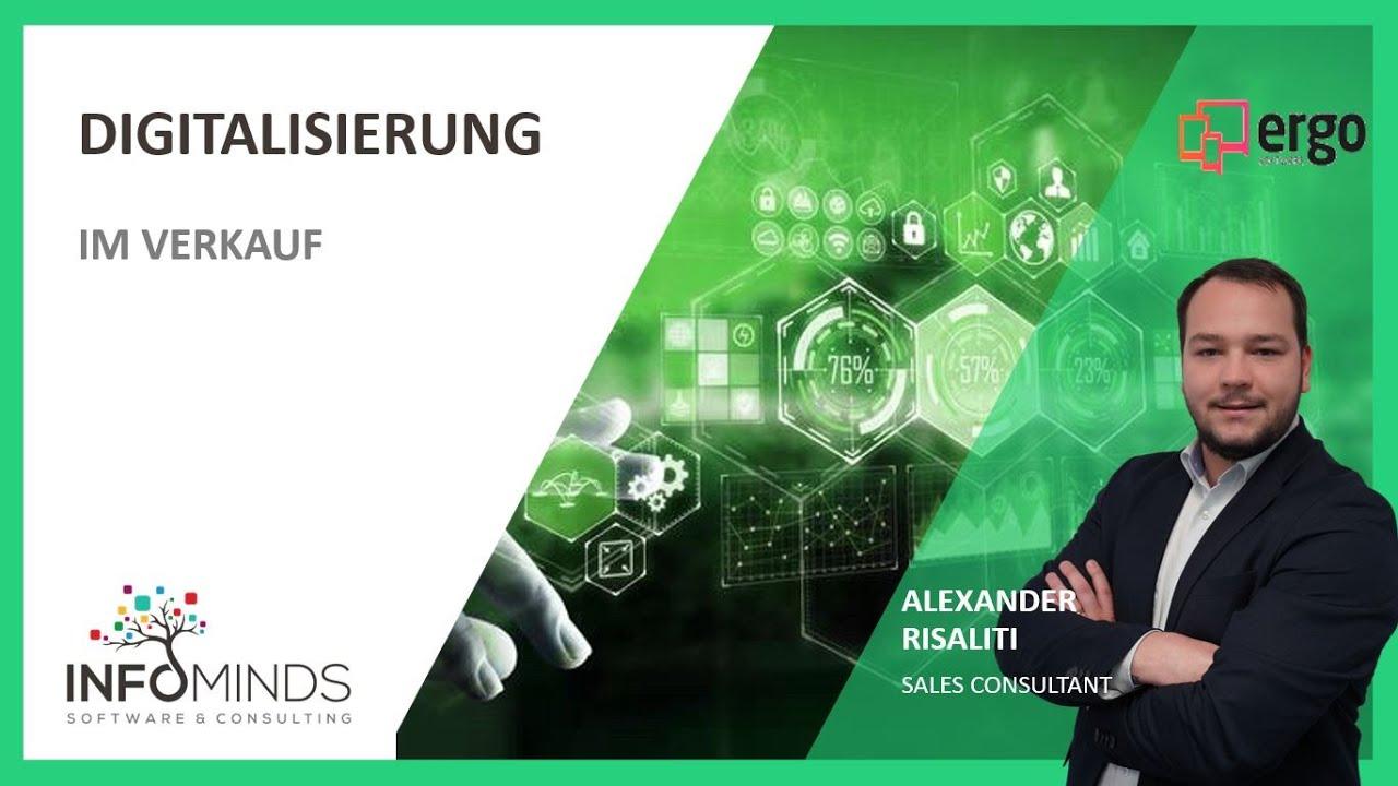 Webinar: Digitalisierung im Verkauf