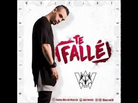 Wolfine – Te Falle [Original Audio]