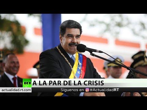 """Maduro: """"En los últimos 6 años he hecho más de 400 llamados al diálogo con la oposición"""""""