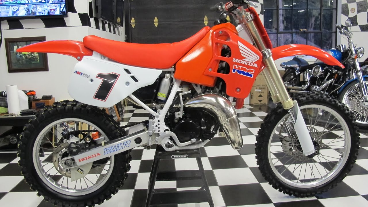 maxresdefault Take A Look About Honda Cr 100