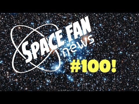 Space Fan News #100: Strange Dust Ring; New Kind of Star; Smallest Galaxy Discovered