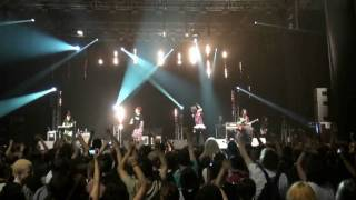 Die!!Die!!Color!!! - Grateful Para-die-se live at Japan Expo 11 - part 1/6