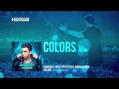 Hardwell & Tiësto feat. Andreas Moe - Colors (Vicetone Remix) (Preview)