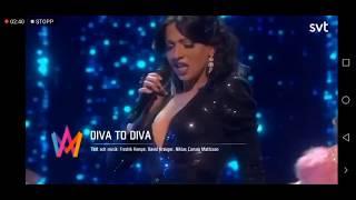 Dana International & Charlotte Perrelli - Diva To Diva ( Melodifestivalen 2019)