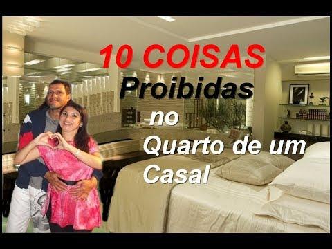 10 Coisas Proibidas no Quarto do Casal
