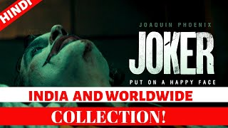 Joker Movie India and Worldwide Collection Explained in Hindi!! Video