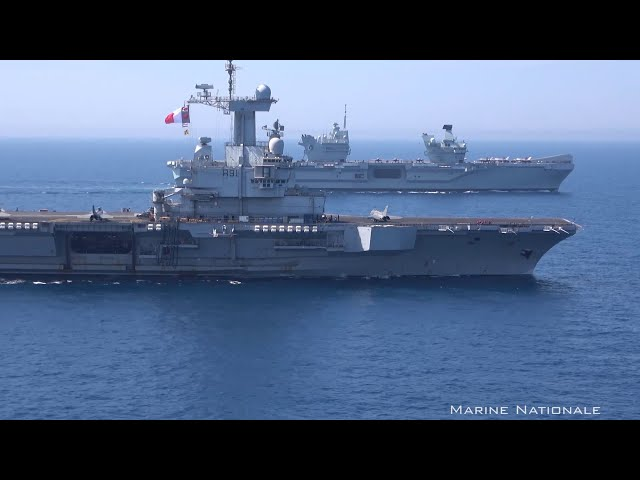 U.S. Navy, Royal Navy and Marine Nationale: Interoperability and Cooperation