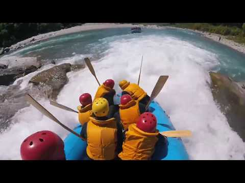 Helicopter and Rafting - Shotover River - Queenstown - New Zealand