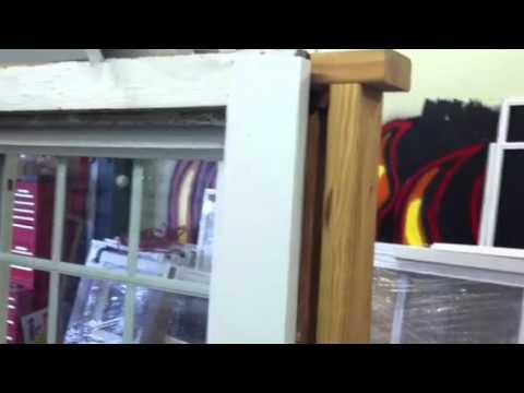 Aluminum Capping Trim Vinyl Replacement Windows Youtube