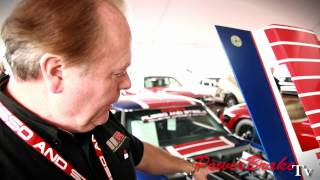 69 L88 Corvette Race Car With Cross Ram At Russo & Steele - Power Brake Tv