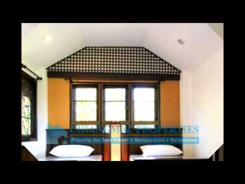 For Rent: Exceptional Cottage with stunning surrounds in Mae Rim, Chiang Mai
