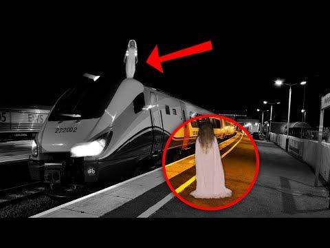दुनिया के 10 भूतिया रेलवे स्टेशन - Top 10 Haunted Railway Stations In The World