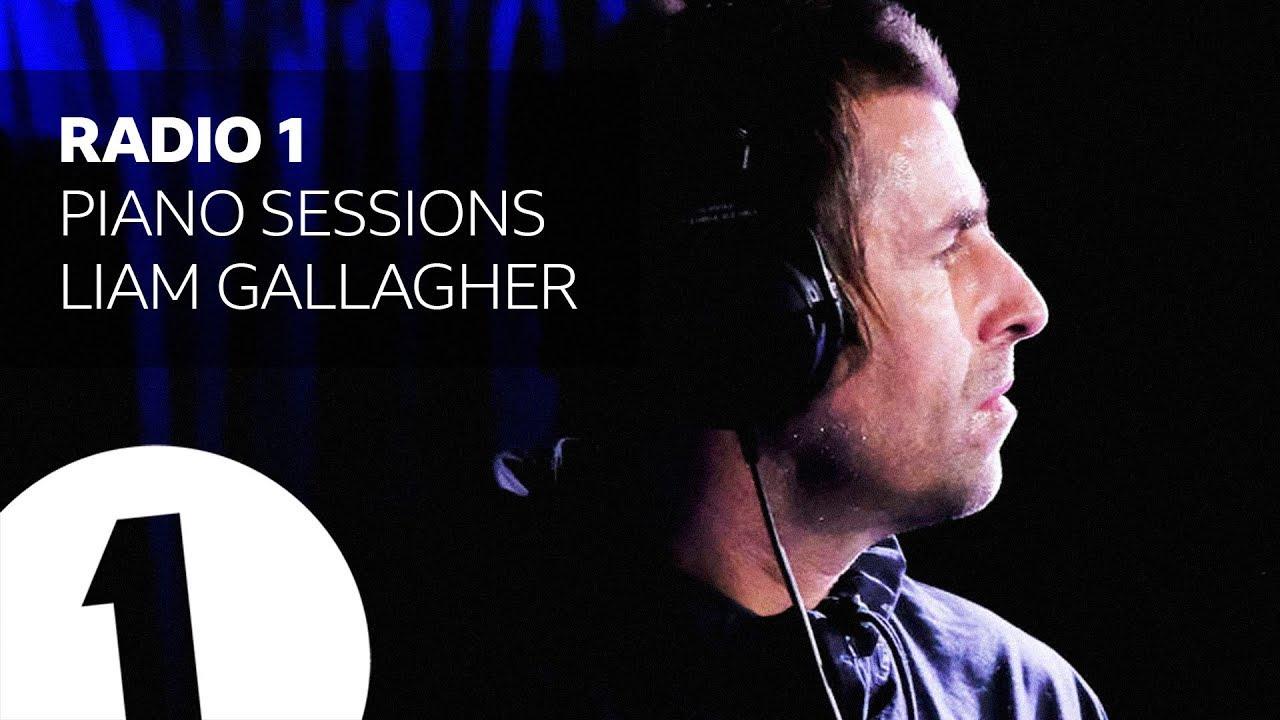 Resultado de imagem para Liam Gallagher se apresenta na BBC piano sessions