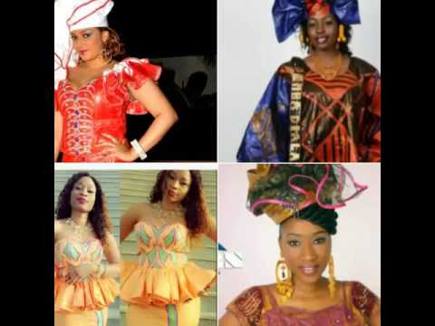 African Fashion Bazin Designs, African/SeneGambian, Styles Outfits