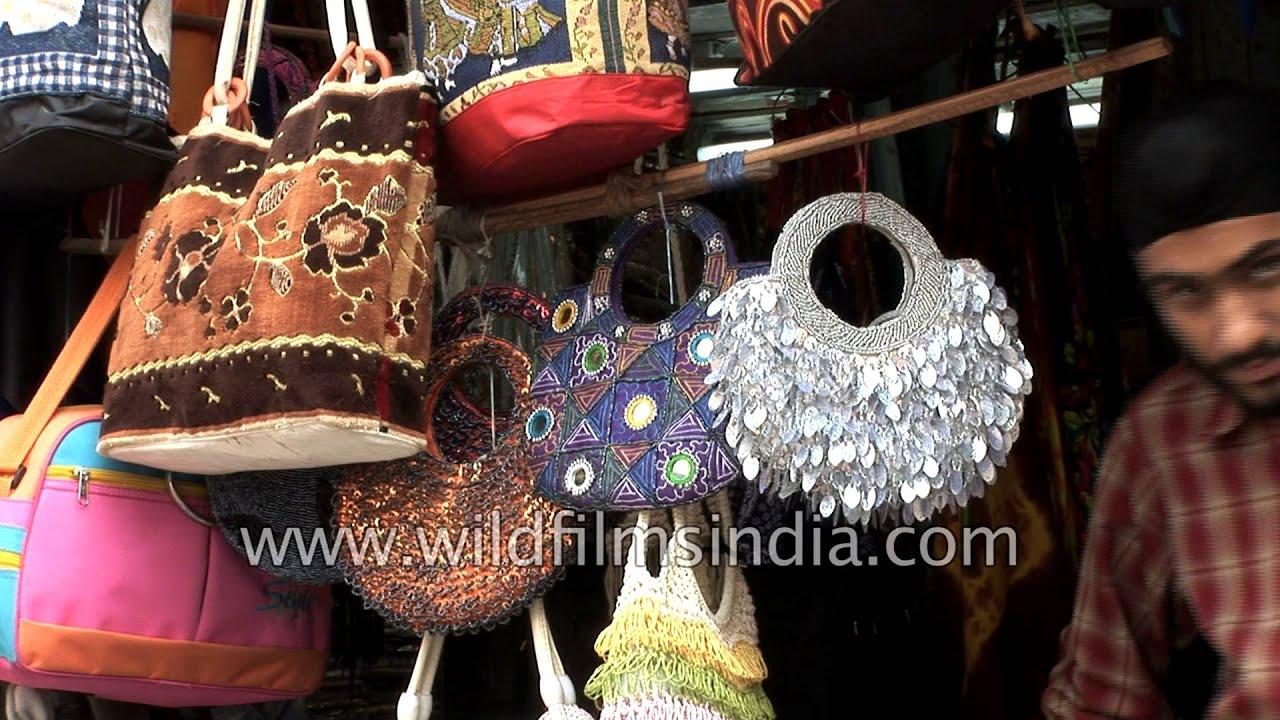 Shopping spots in Amritsar, Punjab