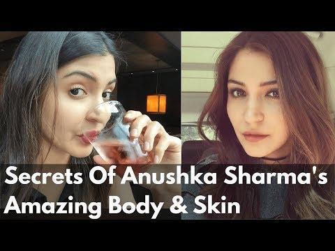 Secrets Of Anushka Sharma's Amazing Body & Skin