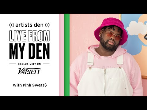 PinkSweat$ - Live from My Den